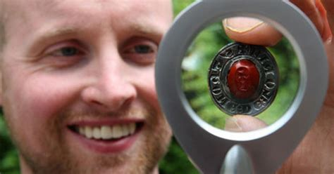 Finder With Age Scots Treasure Unearths Another Iron Age Find With Metal Detector Daily Record
