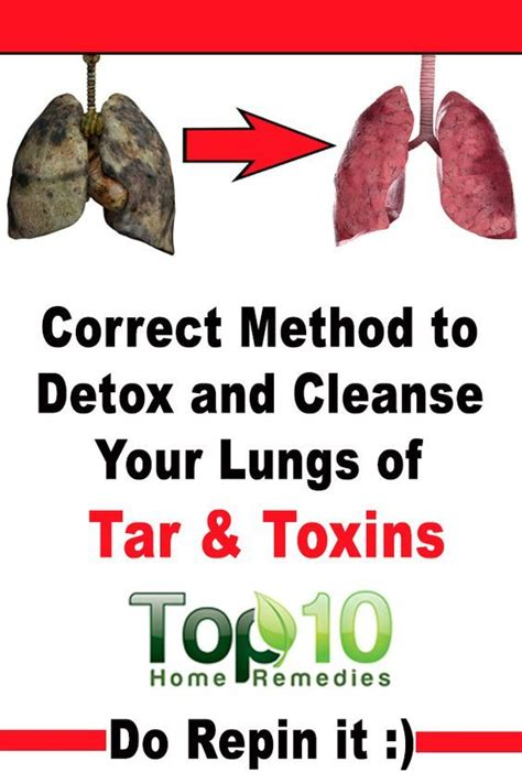 How To Detox A 39 by How To Cleanse And Detox Your Lungs My Health Plan At