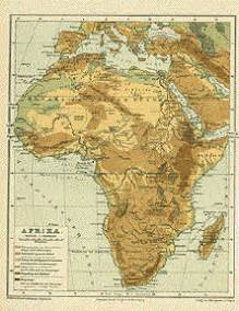 Topographical Map Of Africa by Similiar Topographical Map Of Africa Keywords