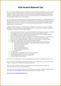 Personal Statement For College Template by Personal Statement For College Exles Write Personal