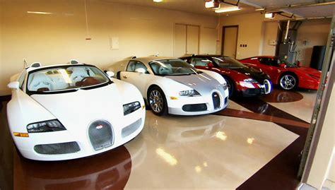 floyd mayweather car garage floyd mayweather cars worth 15 million sitting in garage