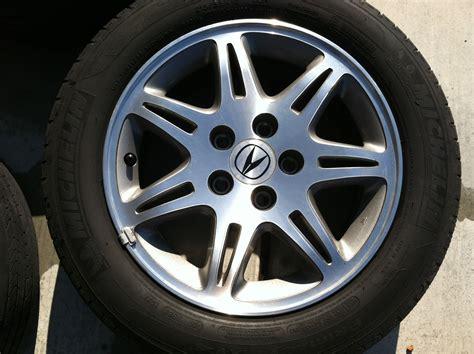 closed  acura tl oem wheels  tires acurazine