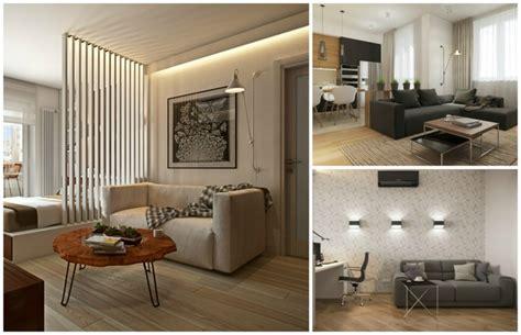Decoration Appartement Moderne by D 233 Co Appartement Petit Espace Id 233 Es Design Et Modernes