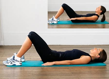 crunch exercises    styles  life