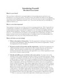 cover letter to introduce yourself best photos of introducing yourself in a letter sle