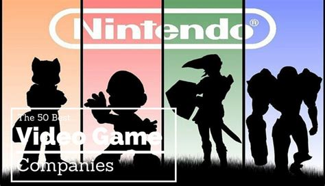 game design companies the 50 top video game design companies in the world