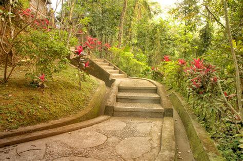 Treppe Garten Hang