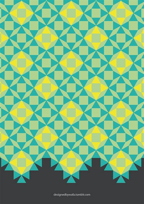 geometry pattern exles geometric colors on behance color therapy geometric
