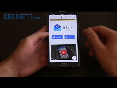 inbox by gmail app review: gmail meets google now youtube