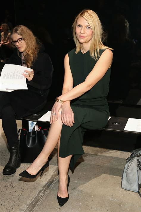 claire danes show claire danes narciso rodriguez show nyfw 2 16 2016