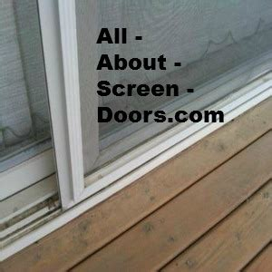 Patio Screen Repair Kit Sliding Patio Screen Door Replacement For With Our Kit