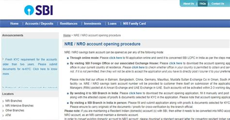 best indian bank for nri account open sbi nri account from dubai the procedures