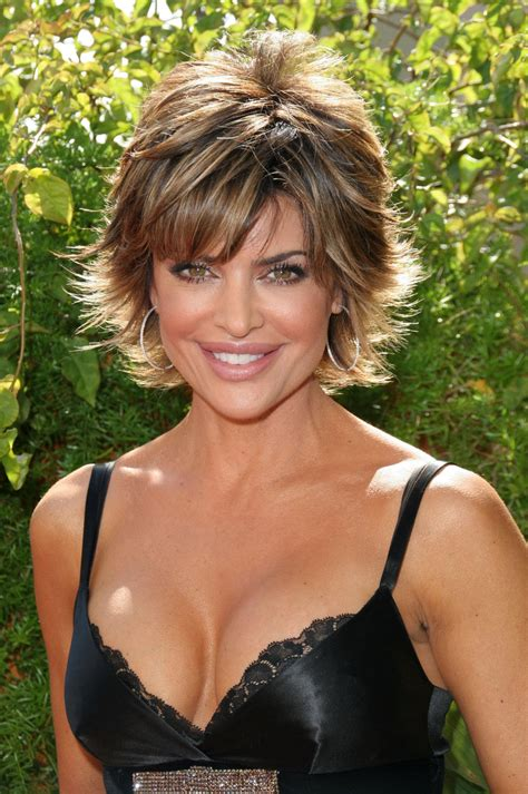 housewives of beverly hills hairstyles images of lisa rinna google search short hair cuts