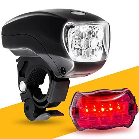 led bike lights amazon bike light set 56 off b 246 g lights includes bicycle