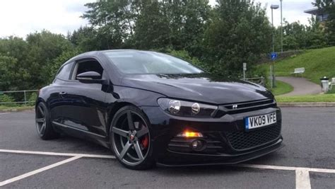 volkswagen scirocco r modified vw scirocco gt tdi r replica car modified golf gtd