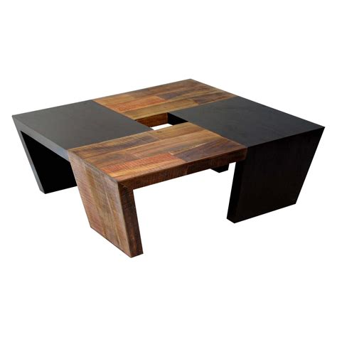 modern wood coffee table coffee table design ideas