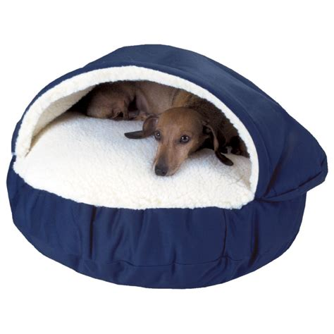 cave dog bed dg comfy cave dog bed extra large dog beds