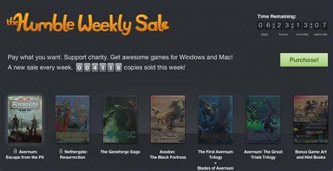 spiele für langeweile humble weekly sale spiele f 195 188 r mac und windows