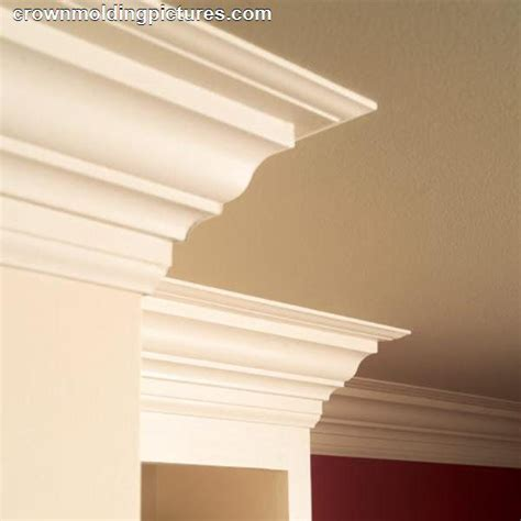 another ceiling molding idea molding pinterest
