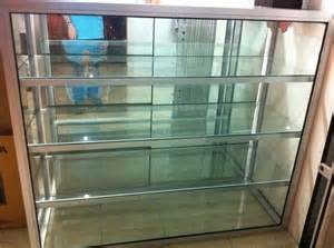 second glass display cabinets manicinthecity