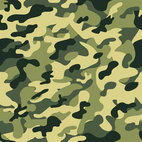 pattern camouflage vector different camouflage pattern design vector set free vector