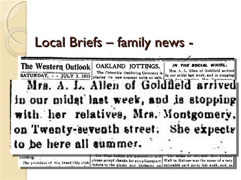 Genealogy Research Newspapers by Genealogy Research With American Newspapers Genealogybank