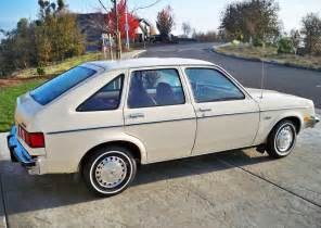 1980 chevrolet chevette classic cars today