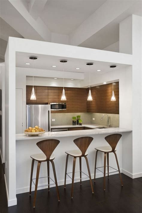 Mini Bar For Small Kitchen Design Decobizz Com Bar Kitchen Design