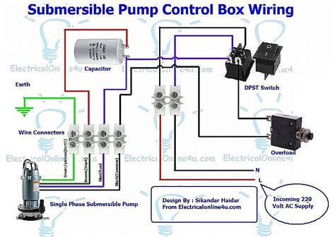 wiring diagram for box well wiring diagram