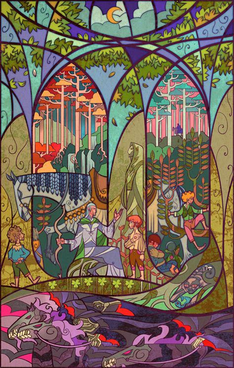 the glass forest a novel books beautiful stained glass esque lord of the rings