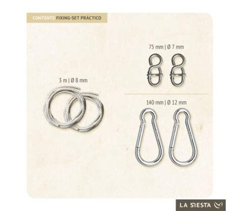 Kit Fixation Hamac by Kit Pour Fixer Un Hamac Entre Deux Arbres