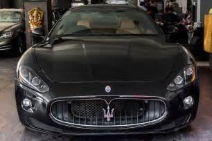 Who Owns And Maserati Maserati Granturismo S