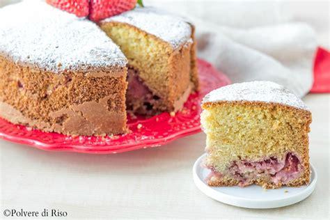 allergia nichel alimenti vietati torta di fragole senza glutine e nichel polvere di riso