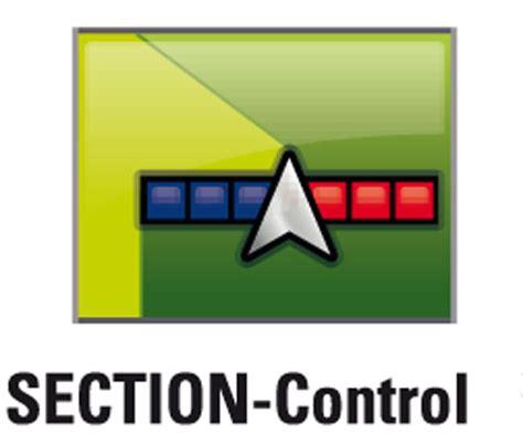 section control mueller elektronik app section control online
