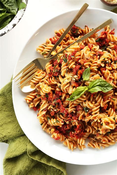 healthy vegetarian spaghetti recipe 17 vegetarian pasta dishes minimalist baker