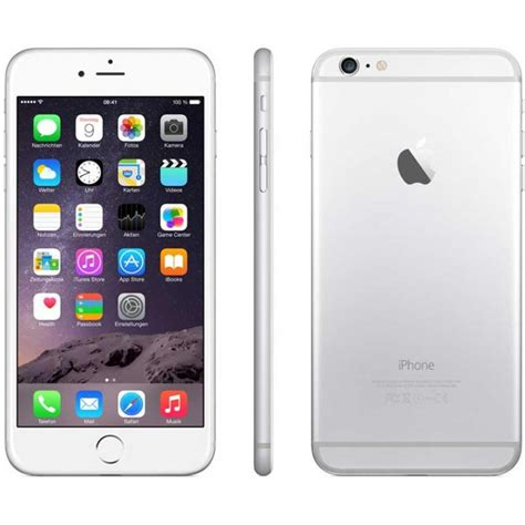 Apple Iphone 6s 32gb Silver apple iphone 6s 4g 32gb silver eu smartphones photopoint