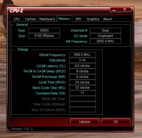 check ram frequency solved ram frequency hp support forum 3228975