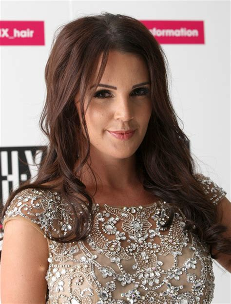 Danielle Lloyd The Stripped Miss Great Britain Strips For by Images