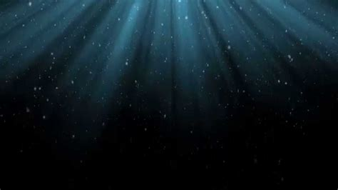 Light Rays by Blue Light Rays And Snow Hd Motion Graphics Background