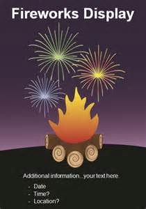 guy fawkes bonfire night poster free early years