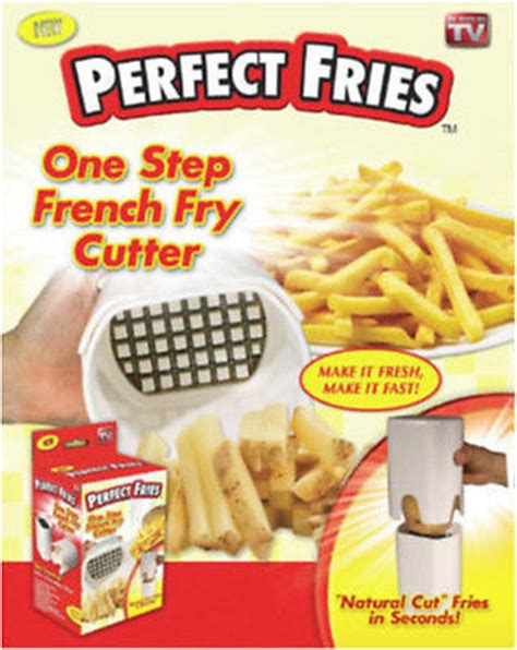Fries As Seen On Tv quot fries quot fry potato cutter as seen on tv