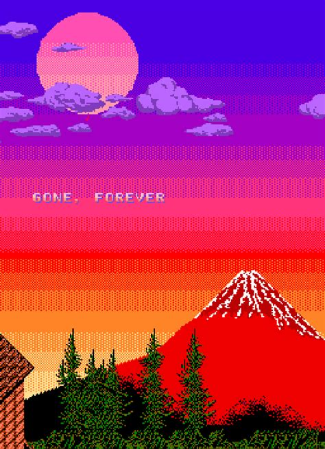 Kaos Anime Airbrush garden digital pixel