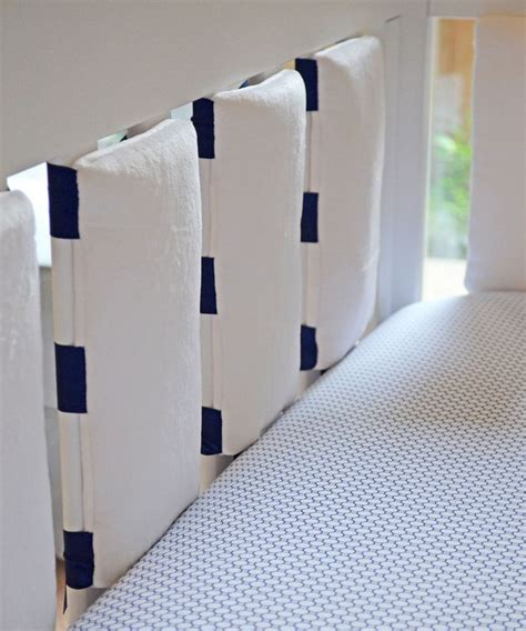 Bumpers For Cribs Safety navy white ventilated slat bumper set of 20