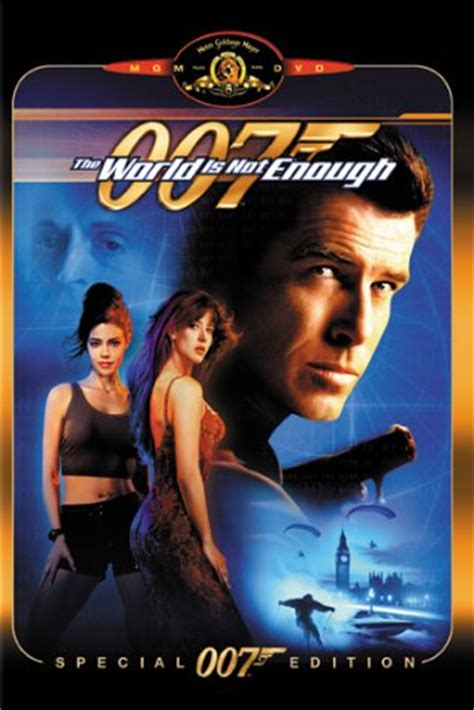 film james bond world is not enough the world is not enough movie trailer reviews and more