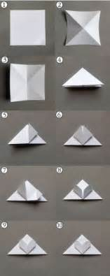 Cool Origami Bookmarks - best 25 origami bookmark ideas on paper