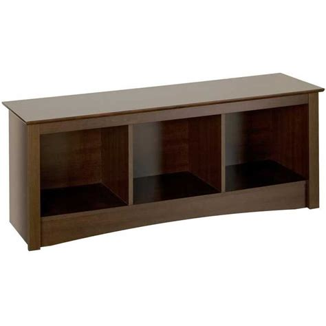cubby bench storage sonoma cubbie bench in storage benches