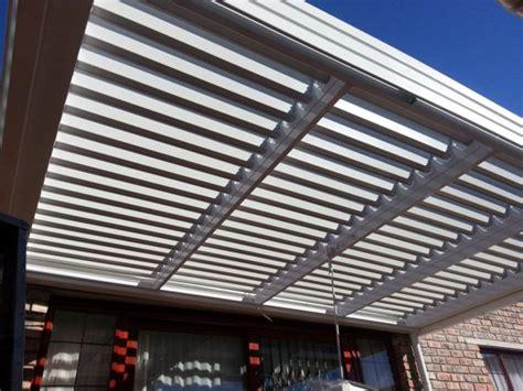 adjustable awnings our gallery madiba bay shades carports patio pergolas