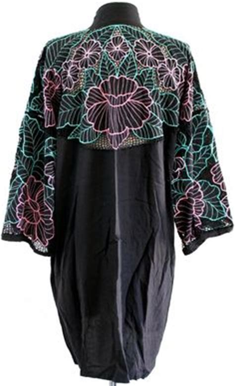 Ls5717 Palm Leaves Kimono Top 1000 images about bali cutwork on bali pink