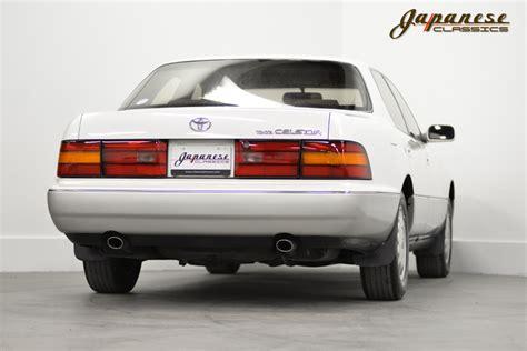 toyota celsior 1990 japanese classics 1990 toyota celsior 1uz a t