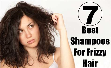 7 Fixes For Frizzy Fly Away Hair by 7 Best Shoos For Frizzy Hair Available In India Style